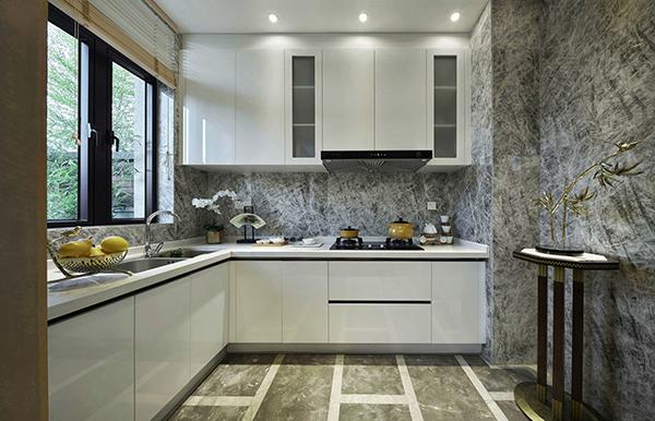 广州装修公司教你如何打造家庭厨房装修