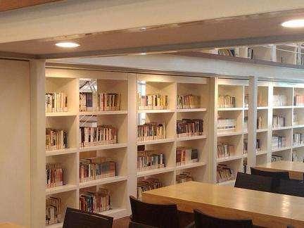图书馆要怎么装修,才能让顾客看着舒心