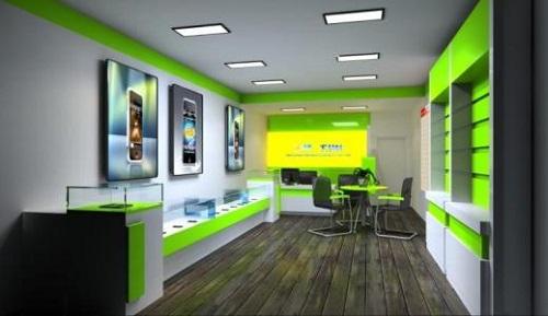 手机店面装修注意这五个细节,最能吸引顾客