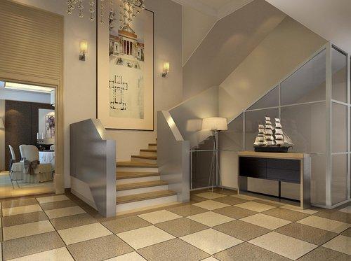 别墅室内设计中那些基础的颜色专业知识